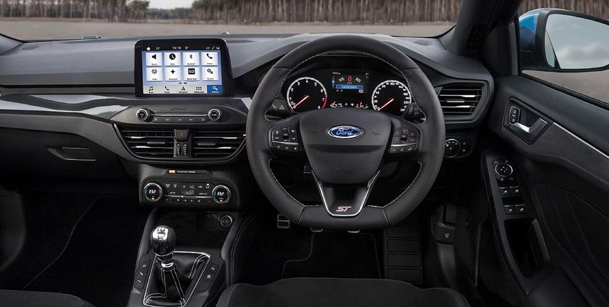 Ford Focus Australia 5