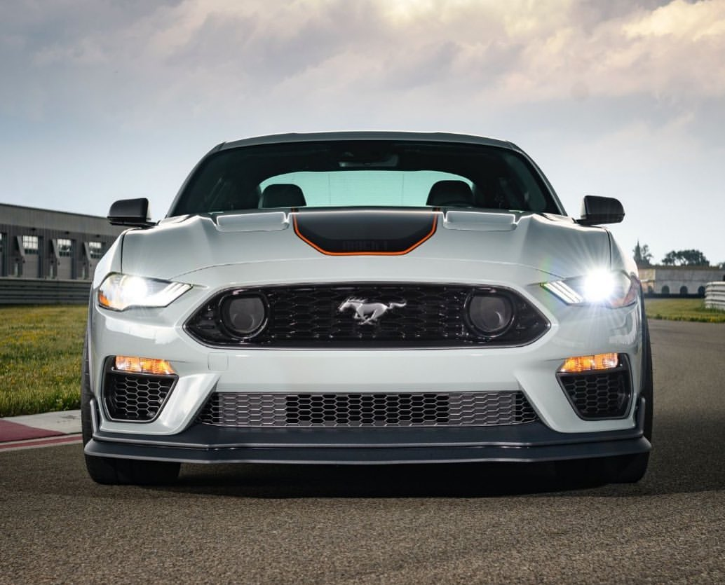 Ford Mustang March 1 1