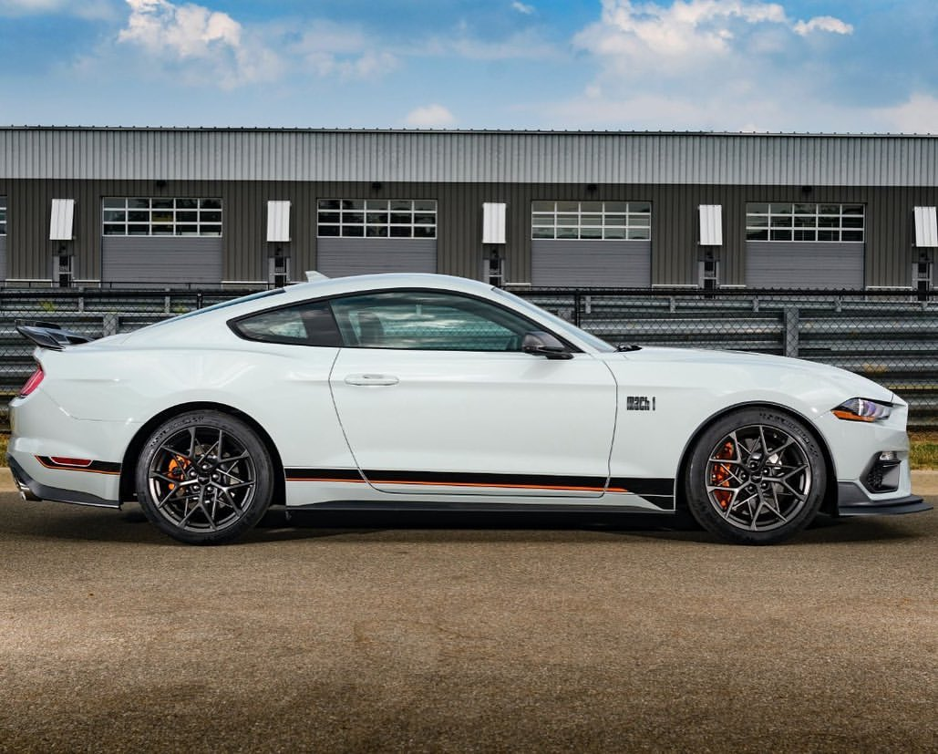 Ford Mustang March 1 2