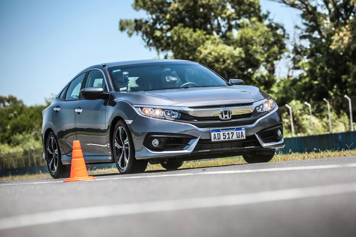 Honda Civic Master Test
