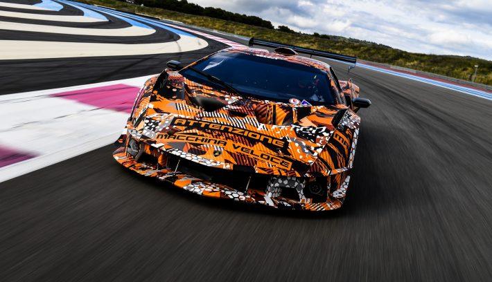 Lamborghini SCV12 Teaser 02