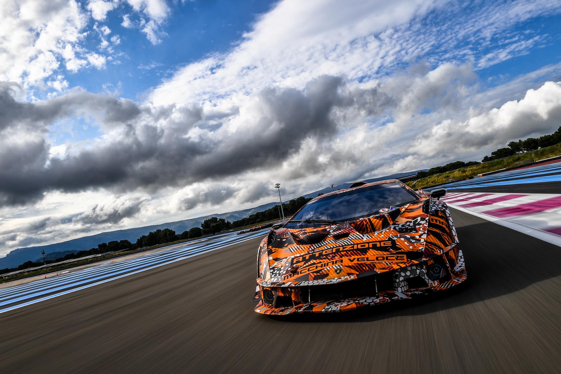 Lamborghini SCV12 Teaser 03