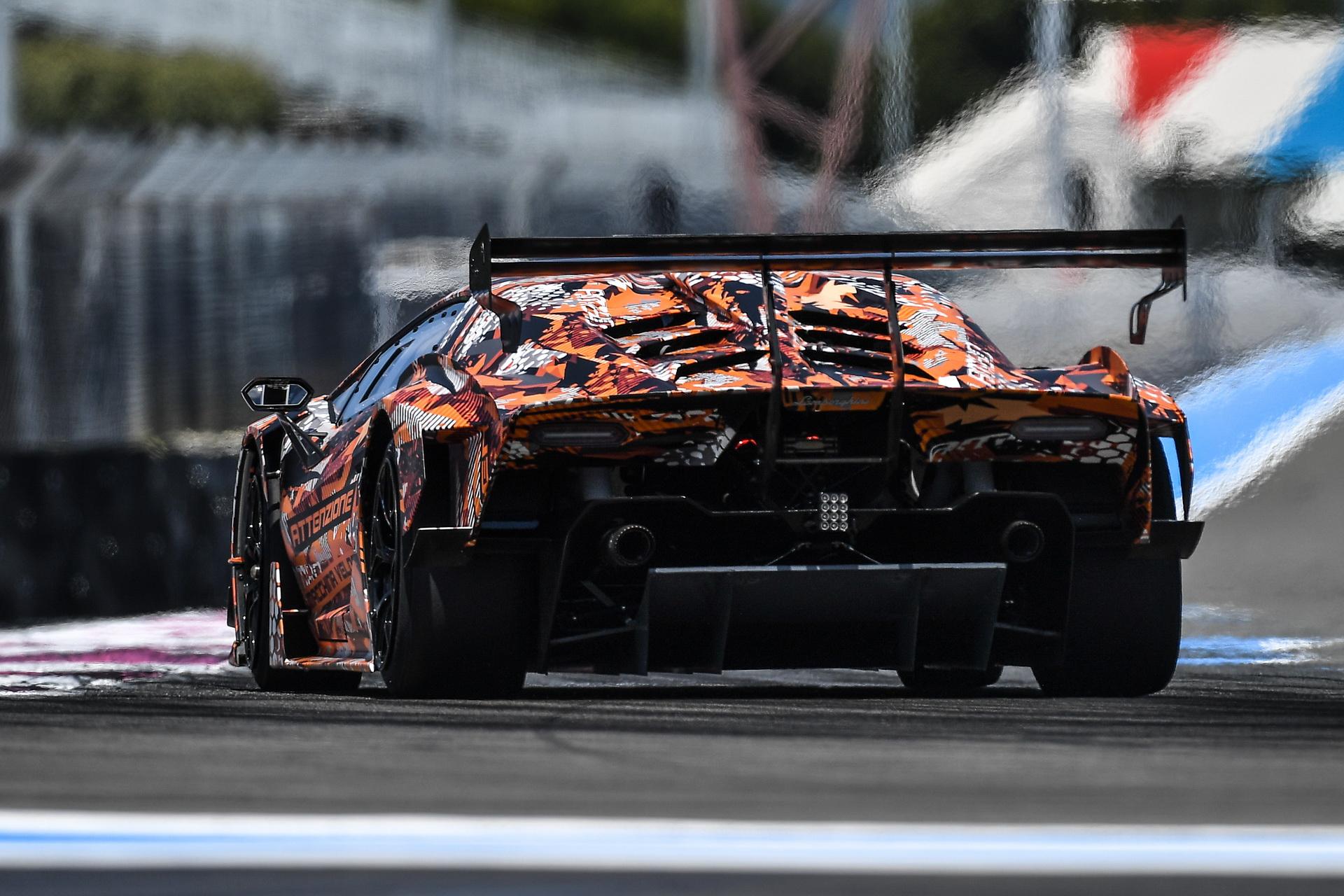 Lamborghini SCV12 Teaser 07