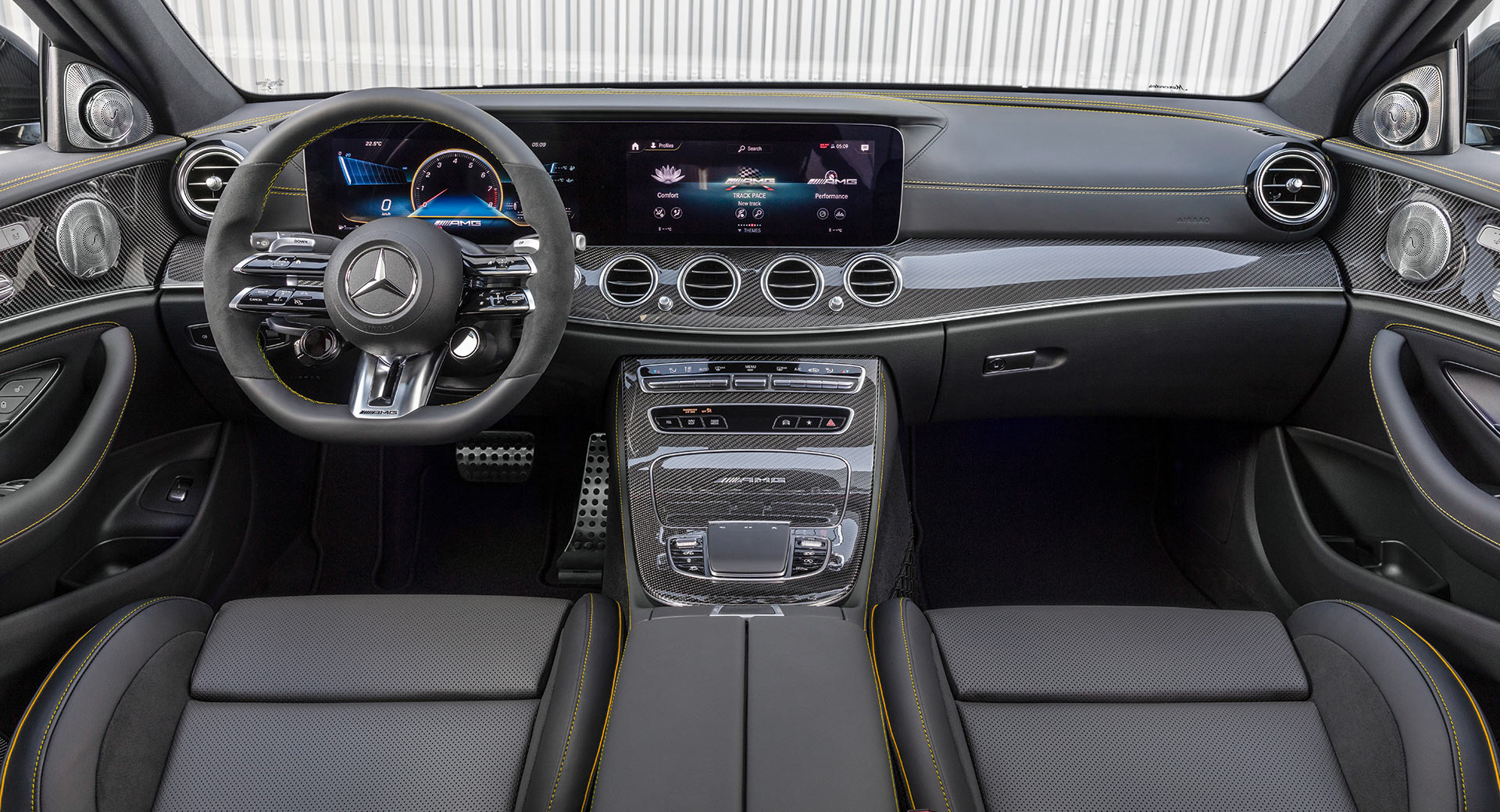 Mercedes AMG E 63 S 1cc