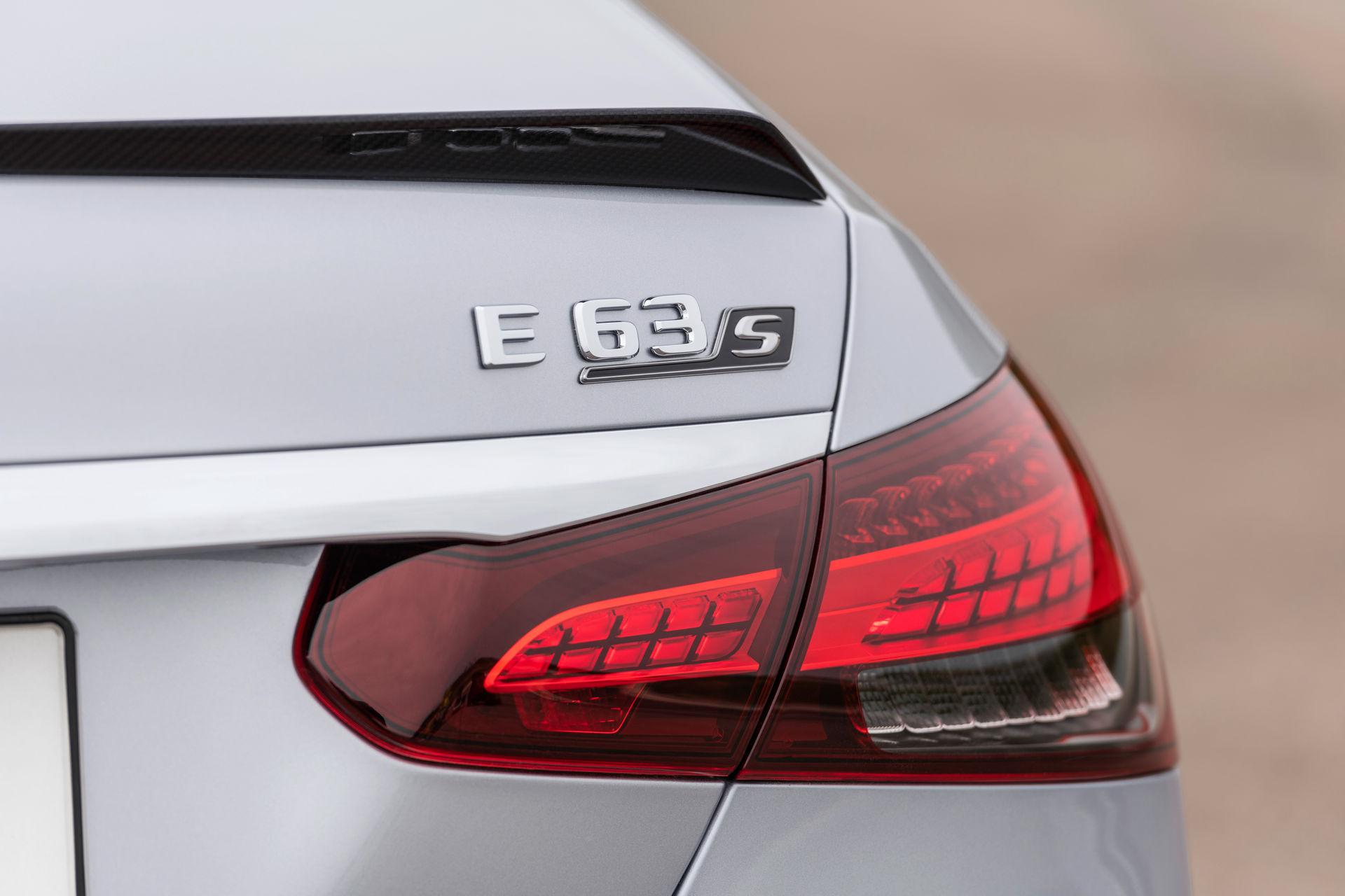 Mercedes AMG E 63 S 51