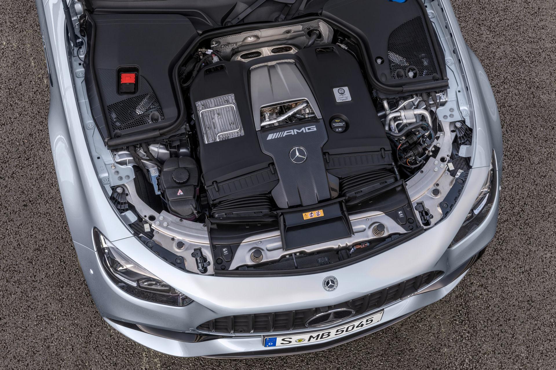 Mercedes AMG E 63 S 52