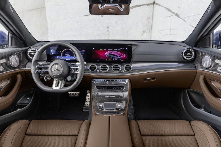 Mercedes AMG E63 2021 5
