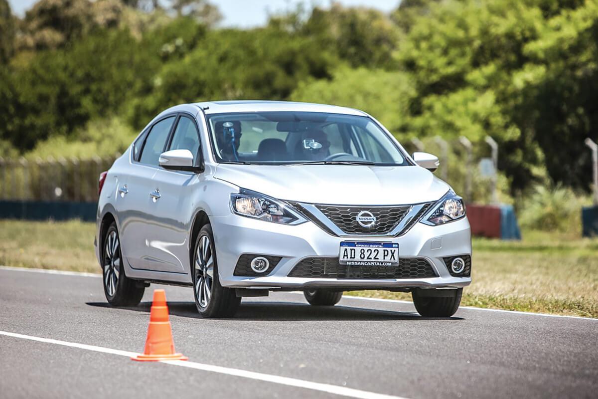 Nissan Sentra Master Test