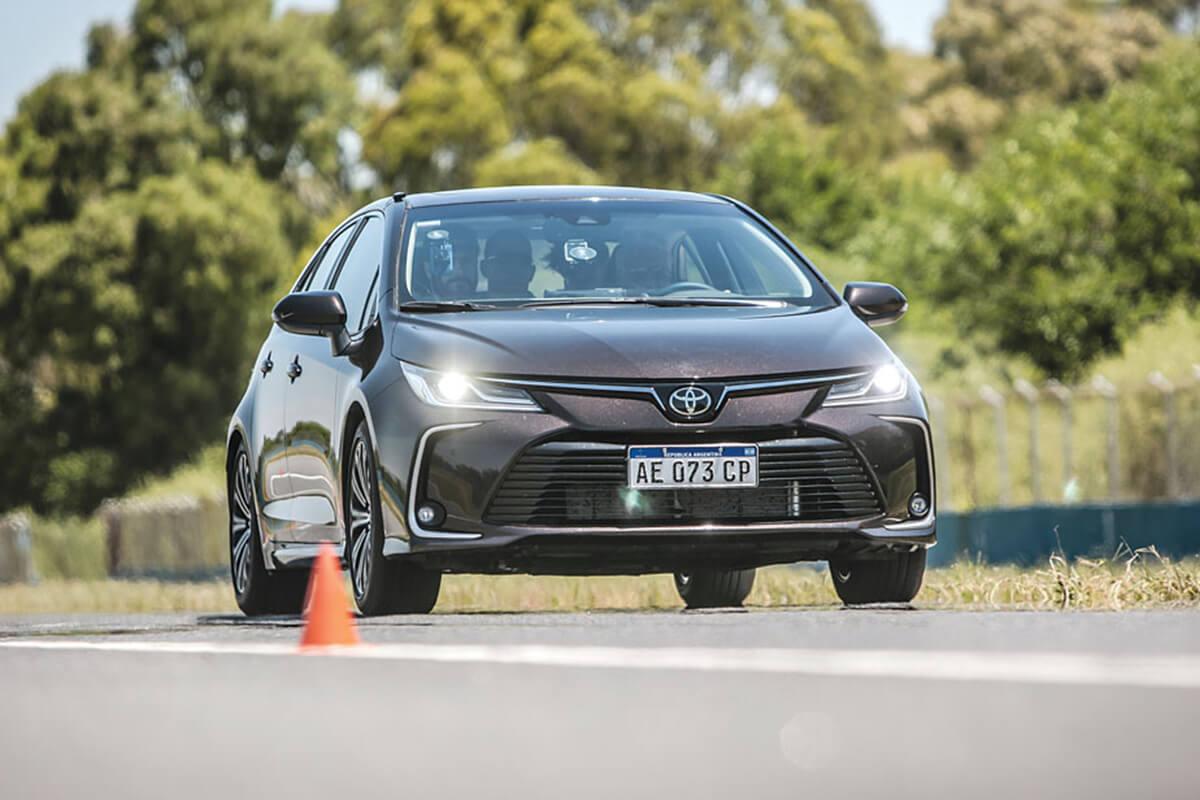 Toyota Corolla Master Test