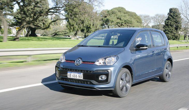 Volkswagen Up Pepper 1.0 MT 17 1