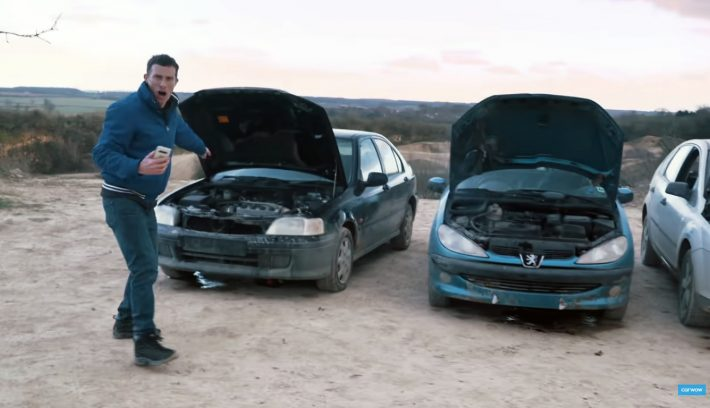 autos sin aceite foto