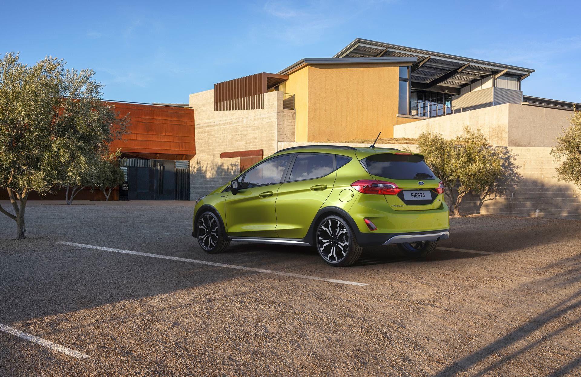 ford fiesta mild hybrid 2021 1