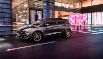 ford fiesta mild hybrid 2021 2