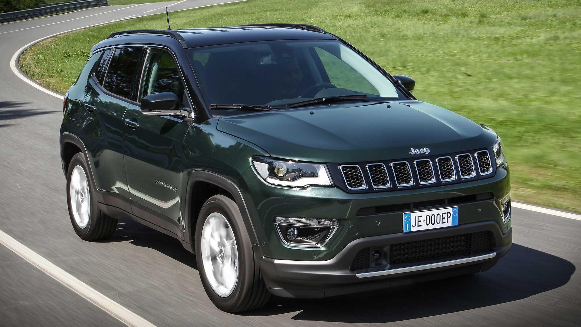 jeep compass 2021 europa 8