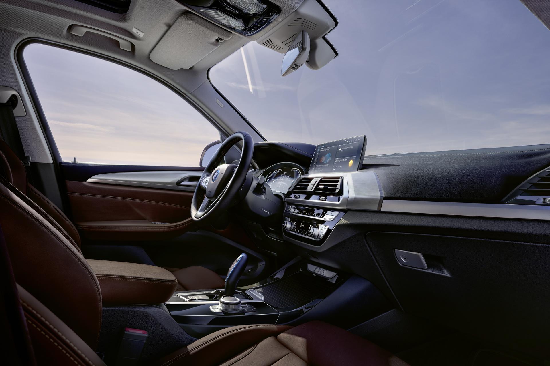 2021 BMW iX3 77