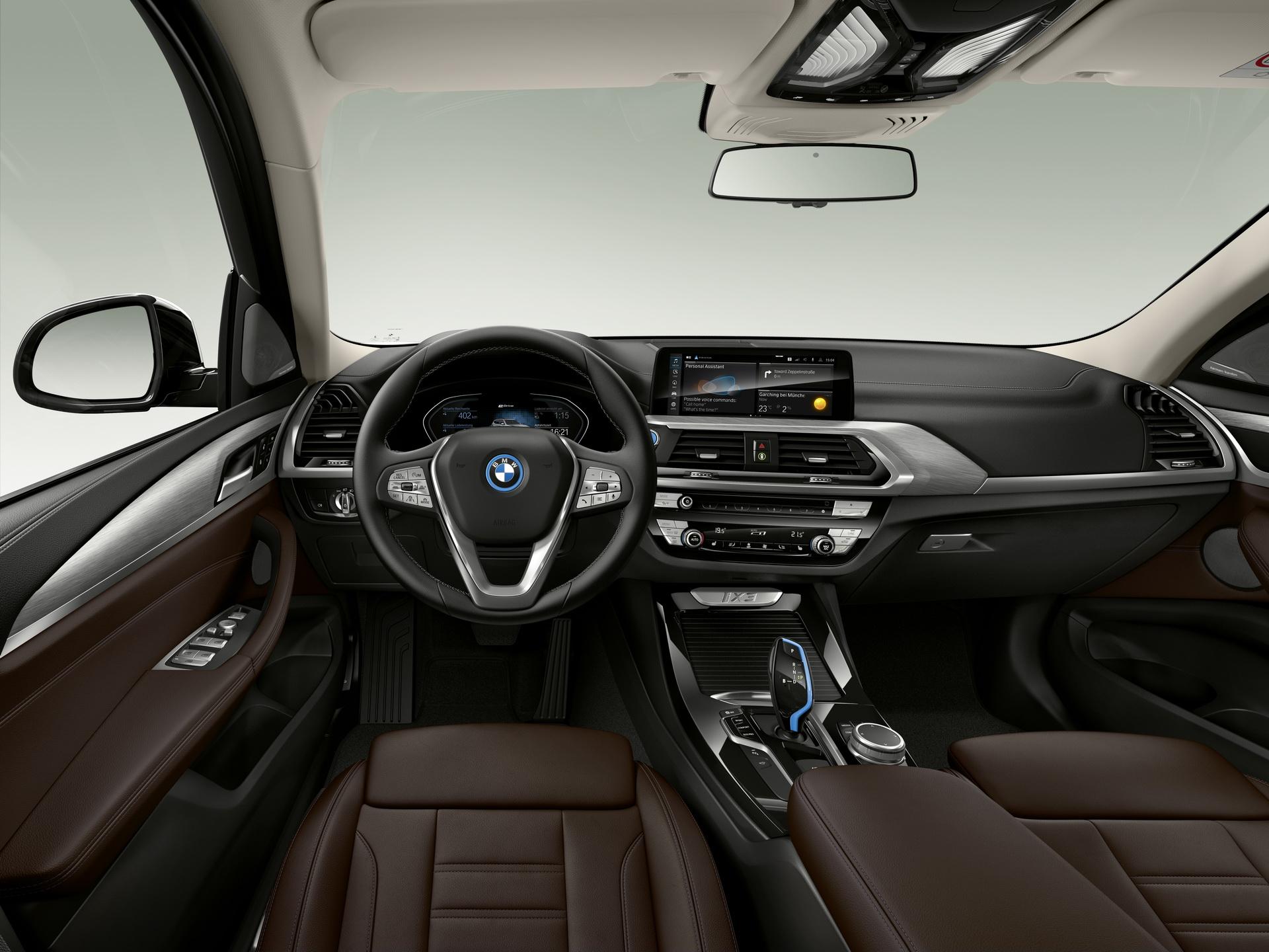 2021 BMW iX3 82