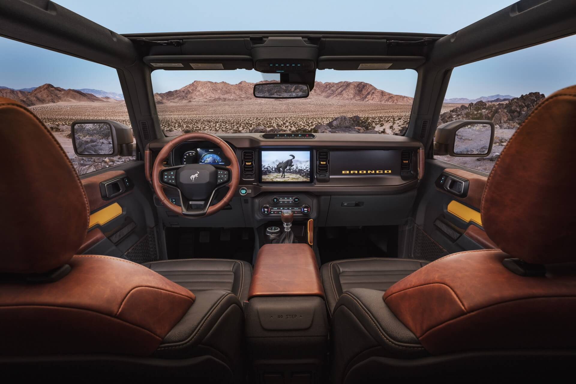 2021 Ford Bronco 10 1