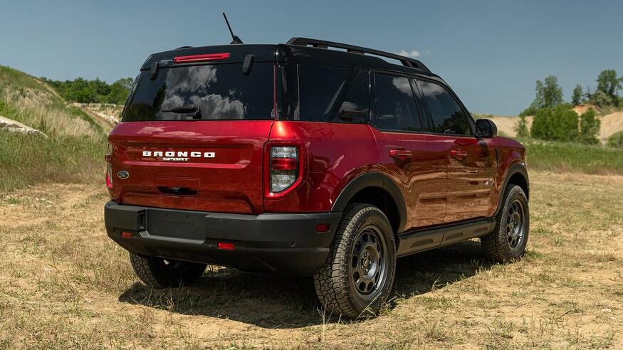 2021 Ford Bronco Sport 17