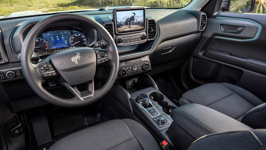 2021 Ford Bronco Sport Badlands 1
