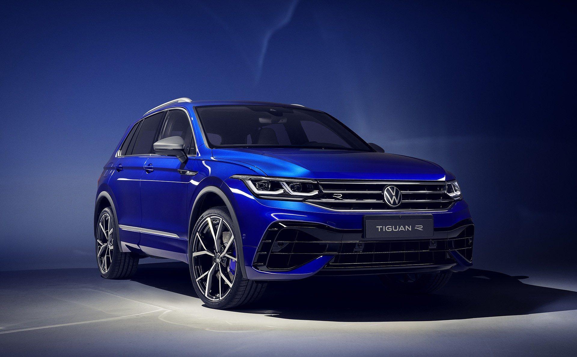 2021 VW Tiguan 21