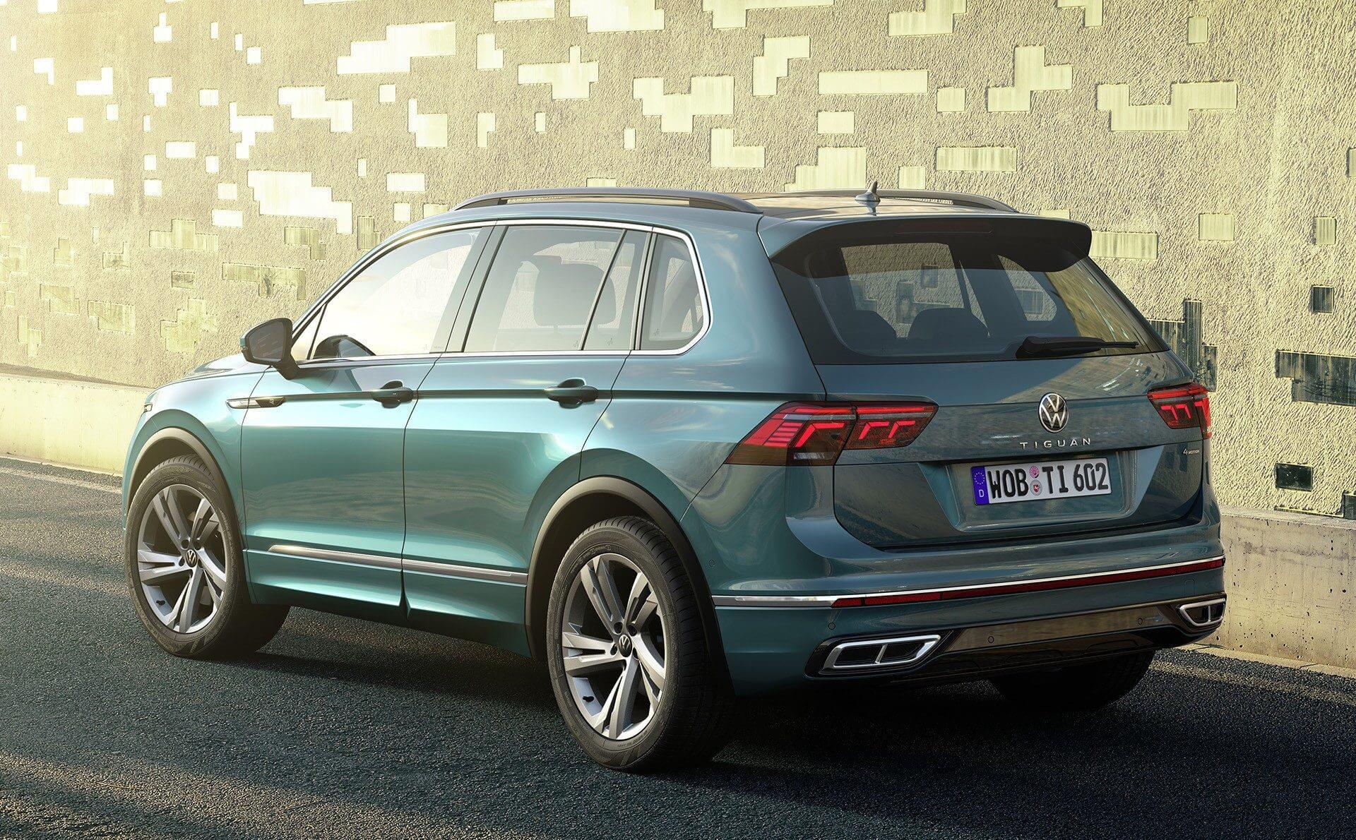 2021 VW Tiguan FL 20 1