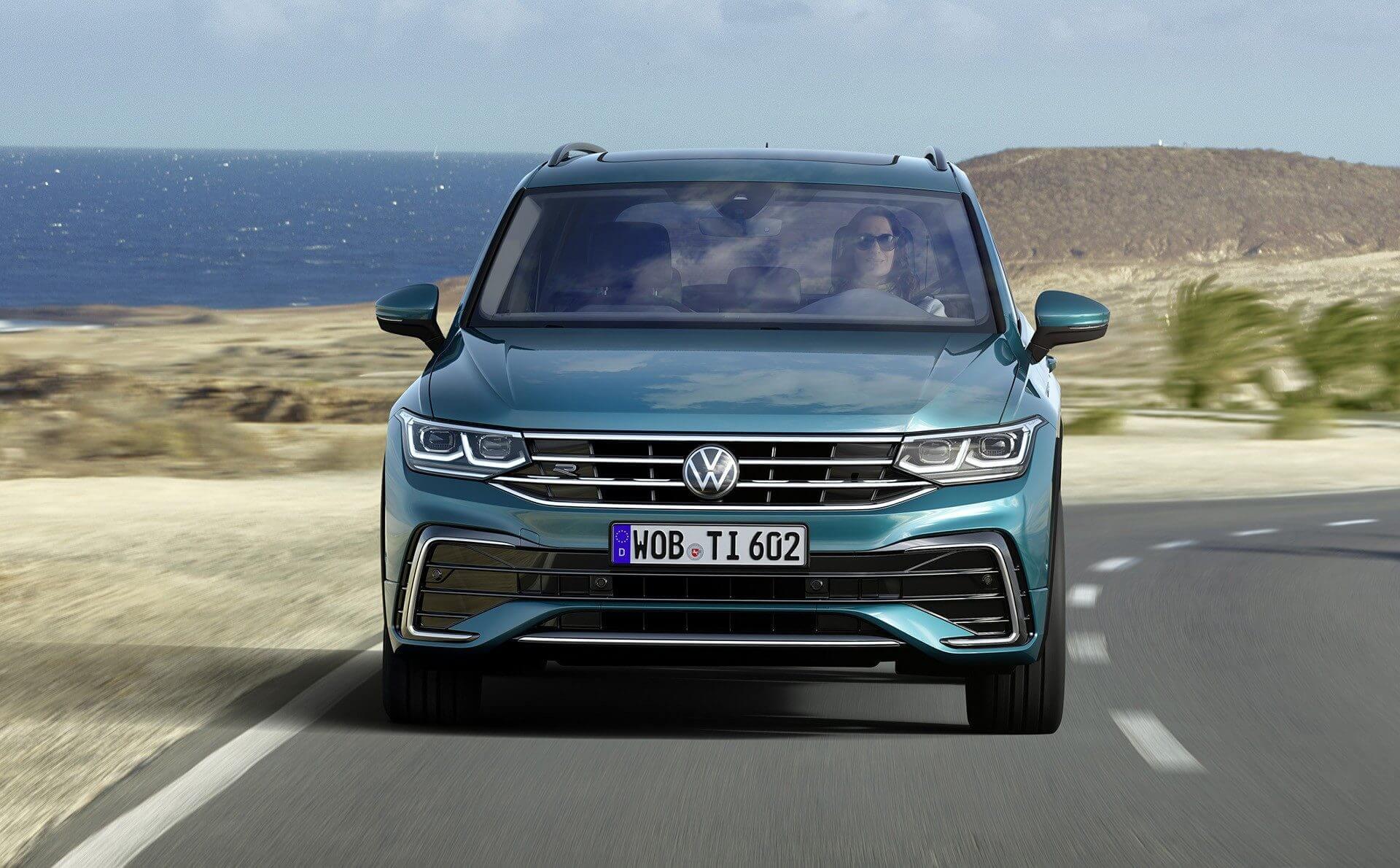 2021 VW Tiguan FL 5 1