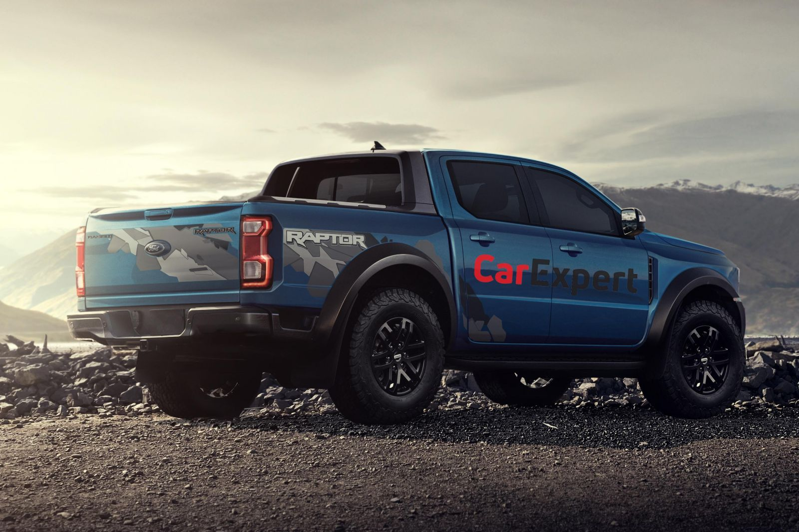 2022 Ford Ranger Raptor Spy 2