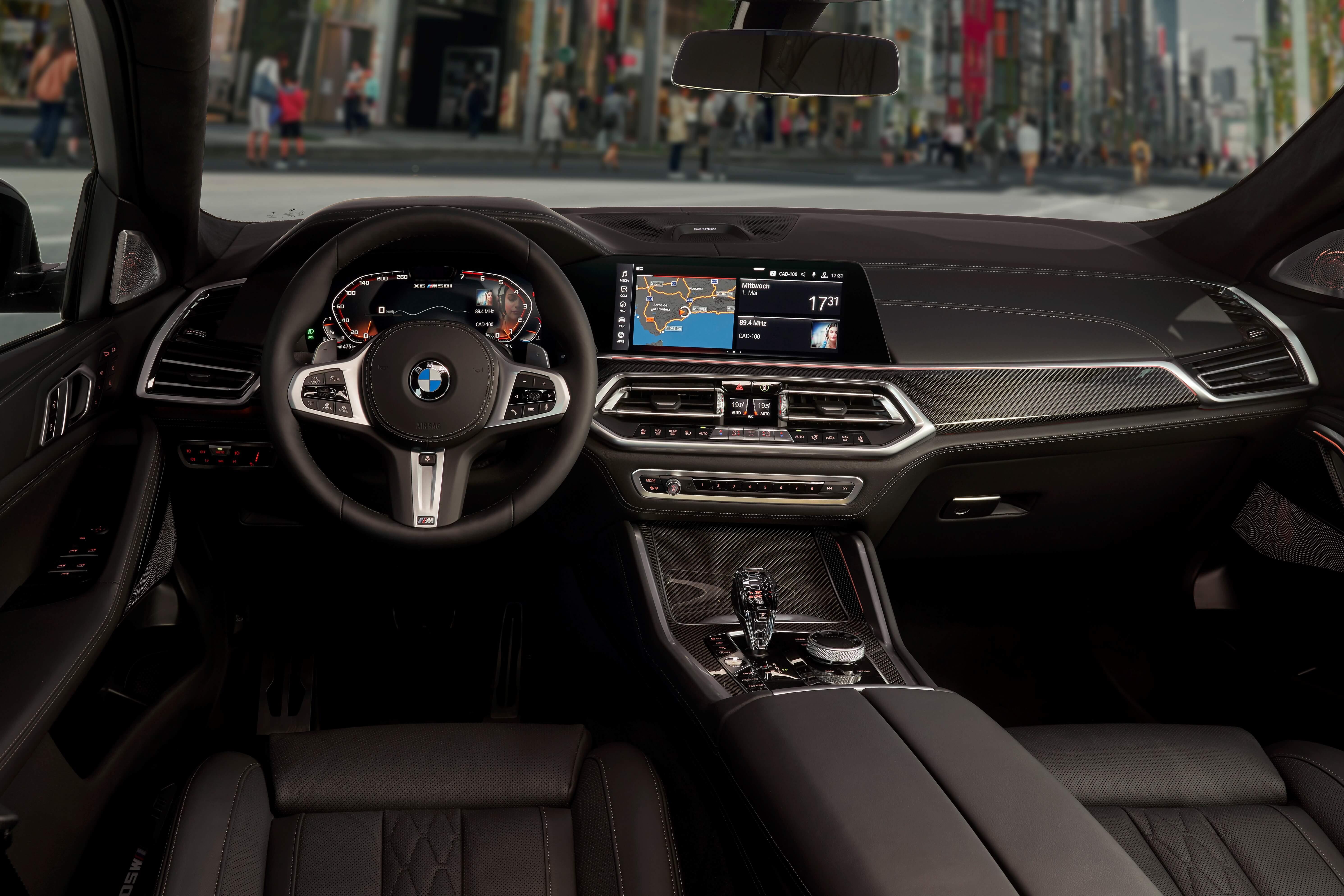 BMW X6 III