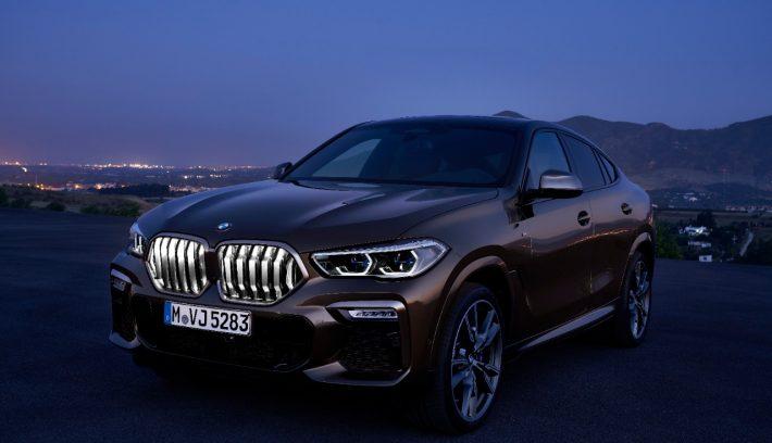 BMW X6 V