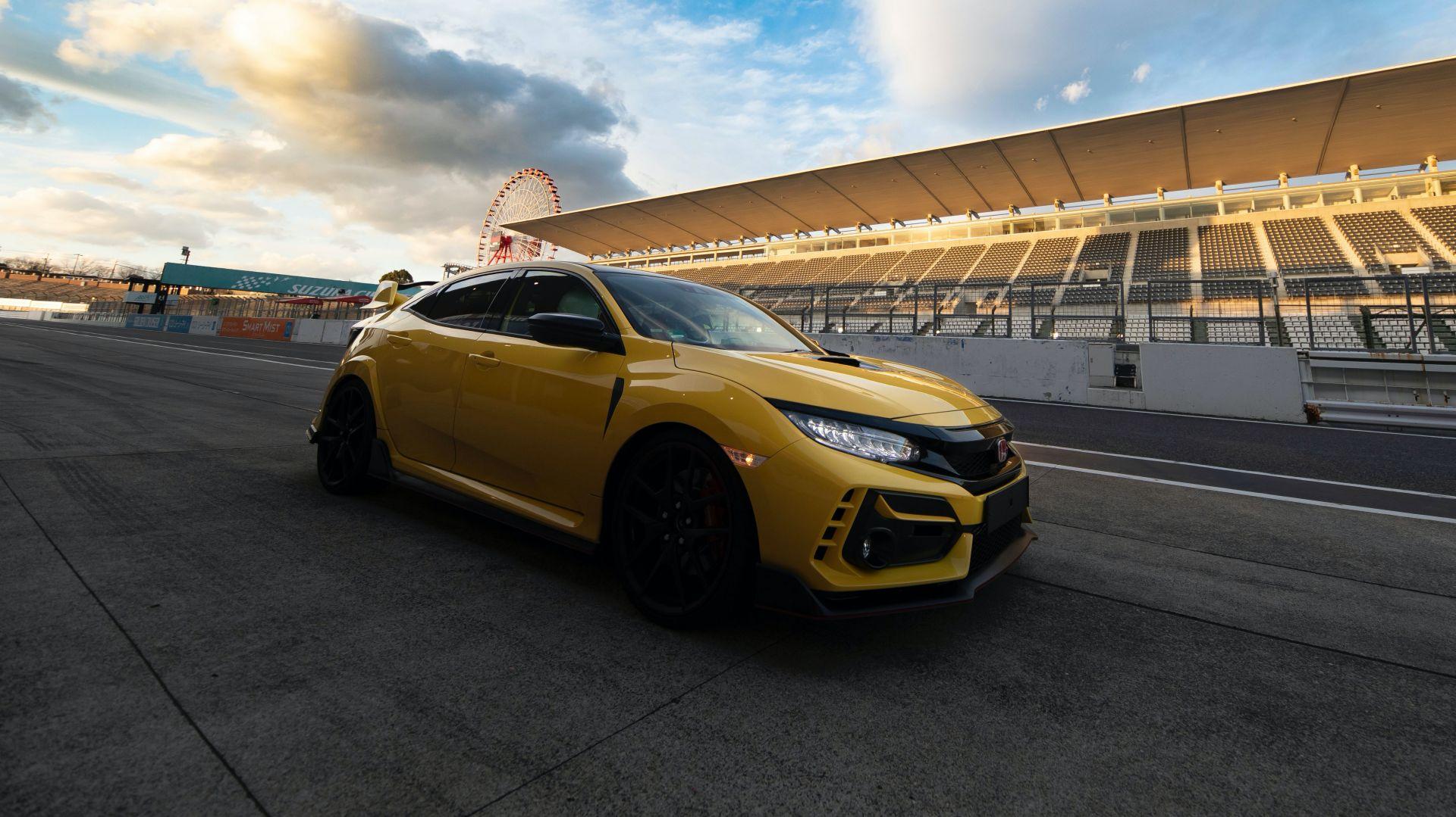 Honda Civic Type R Limited Edition sets new Suzuka lap record 3
