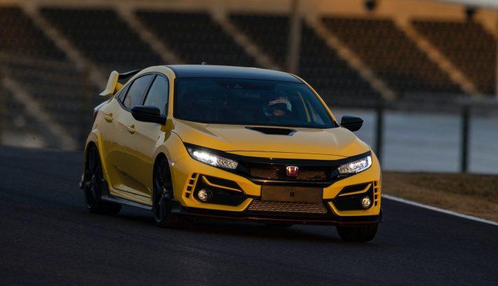 Honda Civic Type R Limited Edition sets new Suzuka lap record 8