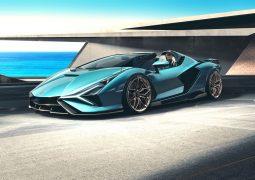 Lamborghini Sian Roadster 1 1 1