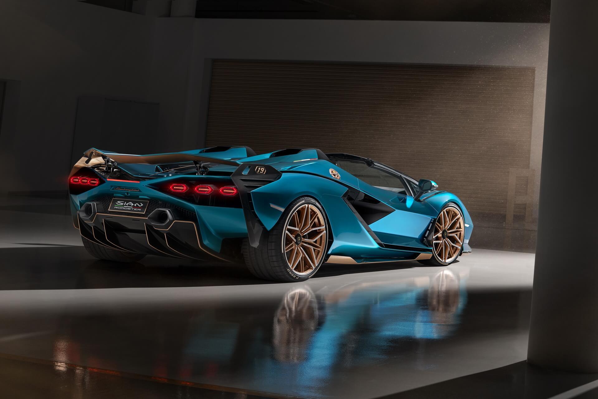 Lamborghini Sian Roadster 15 1
