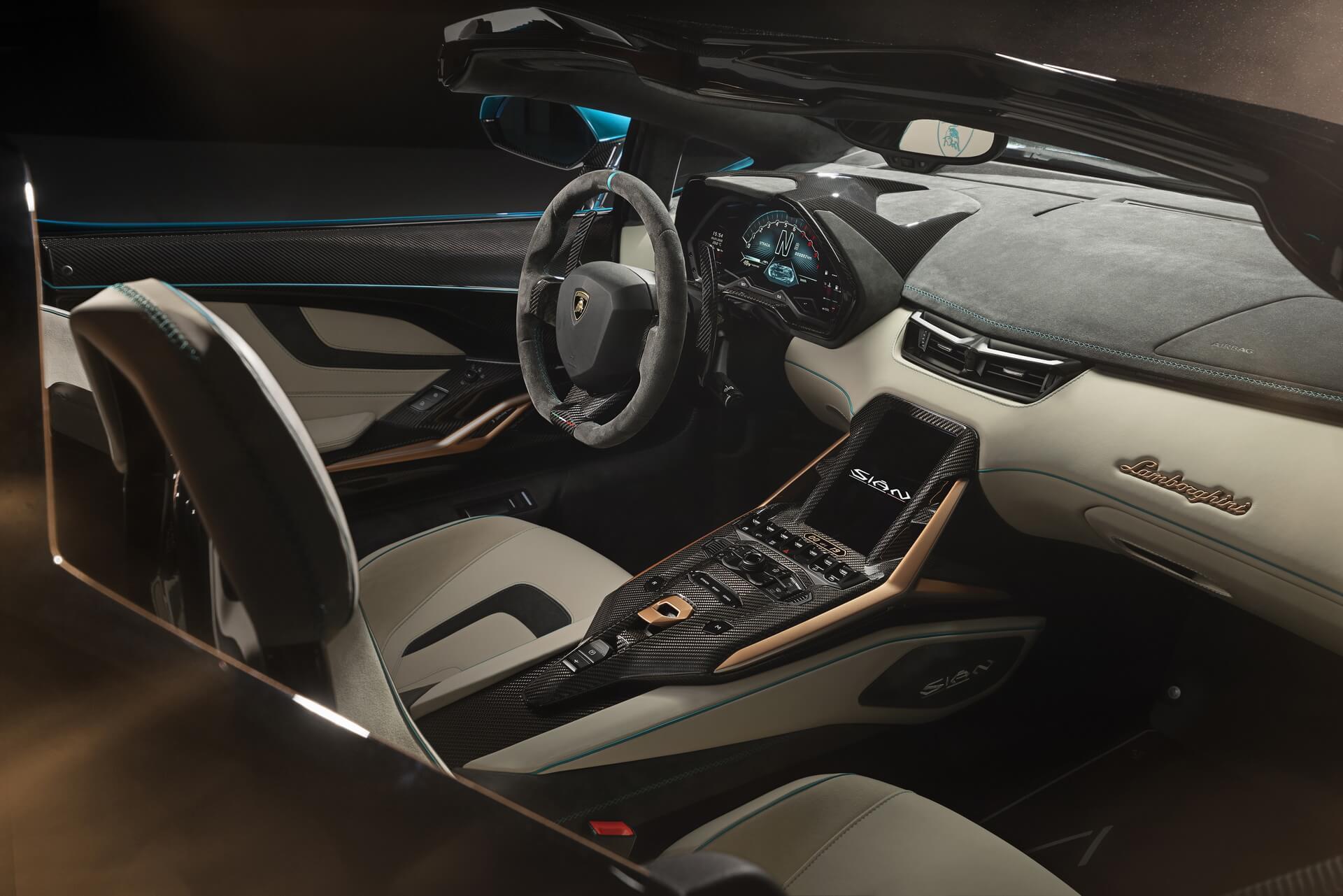 Lamborghini Sian Roadster 18 1