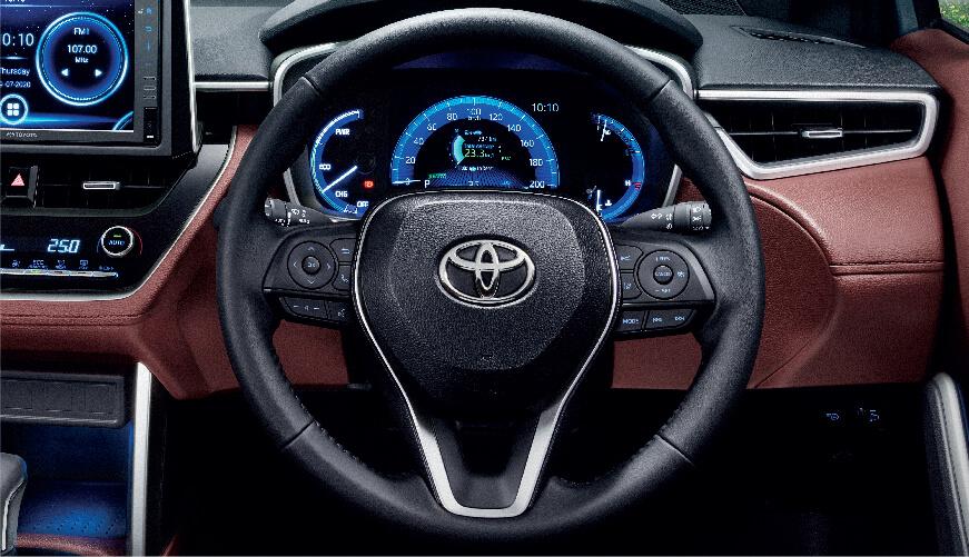 Toyota Corolla Cross 20 1