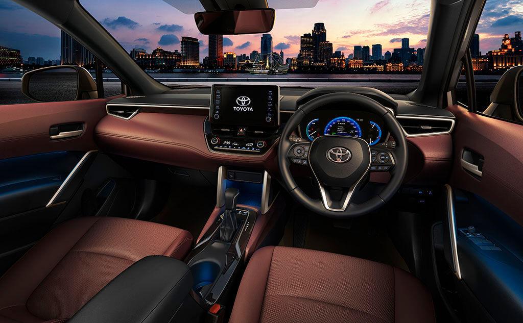 Toyota Corolla Cross 5 1