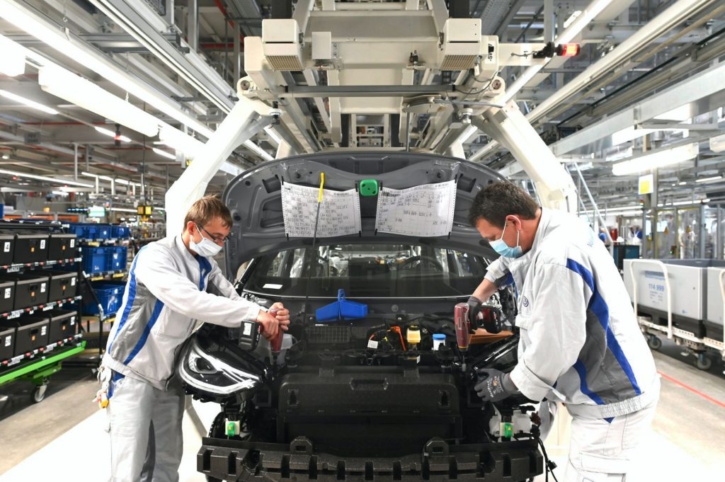 VW ID.3 production resumes in Zwickau 3