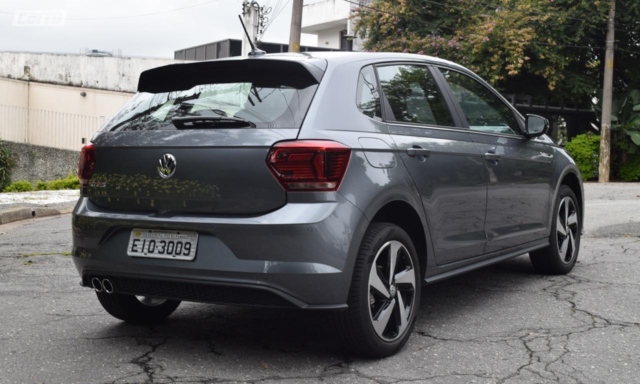 VW Polo GTS 4