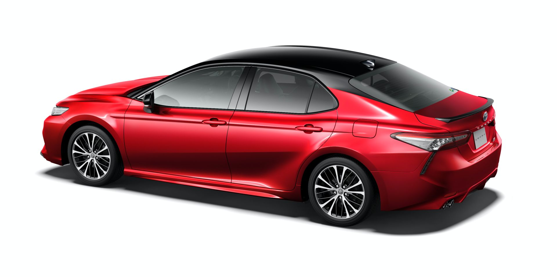 2020 Toyota Camry Black Edition JDM spec 2