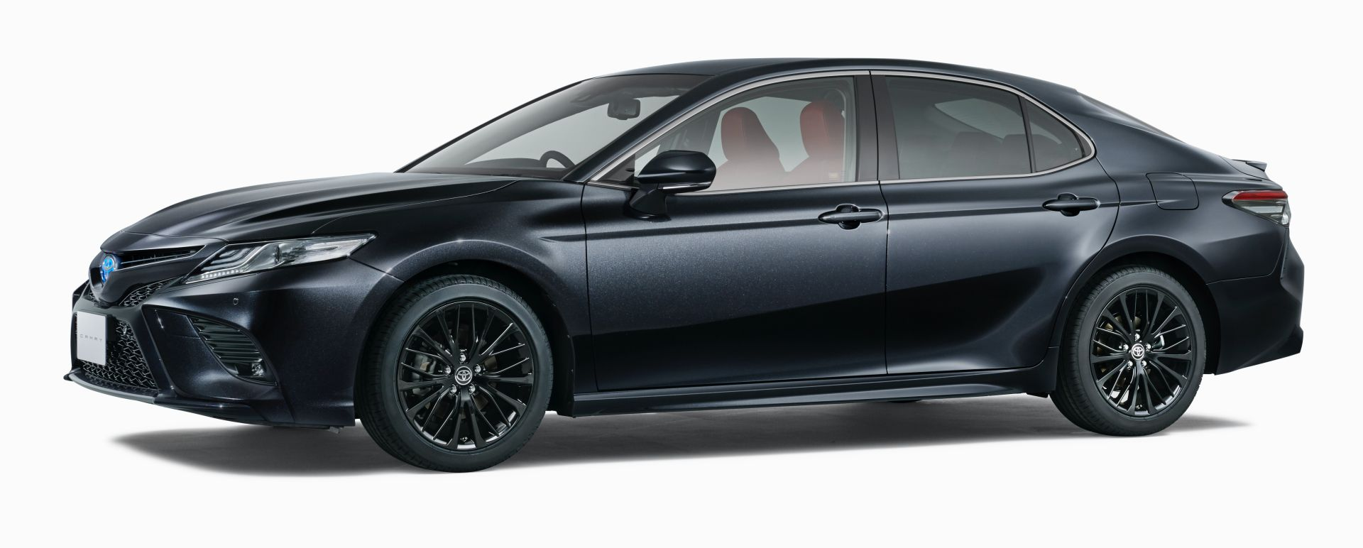 2020 Toyota Camry Black Edition JDM spec 3
