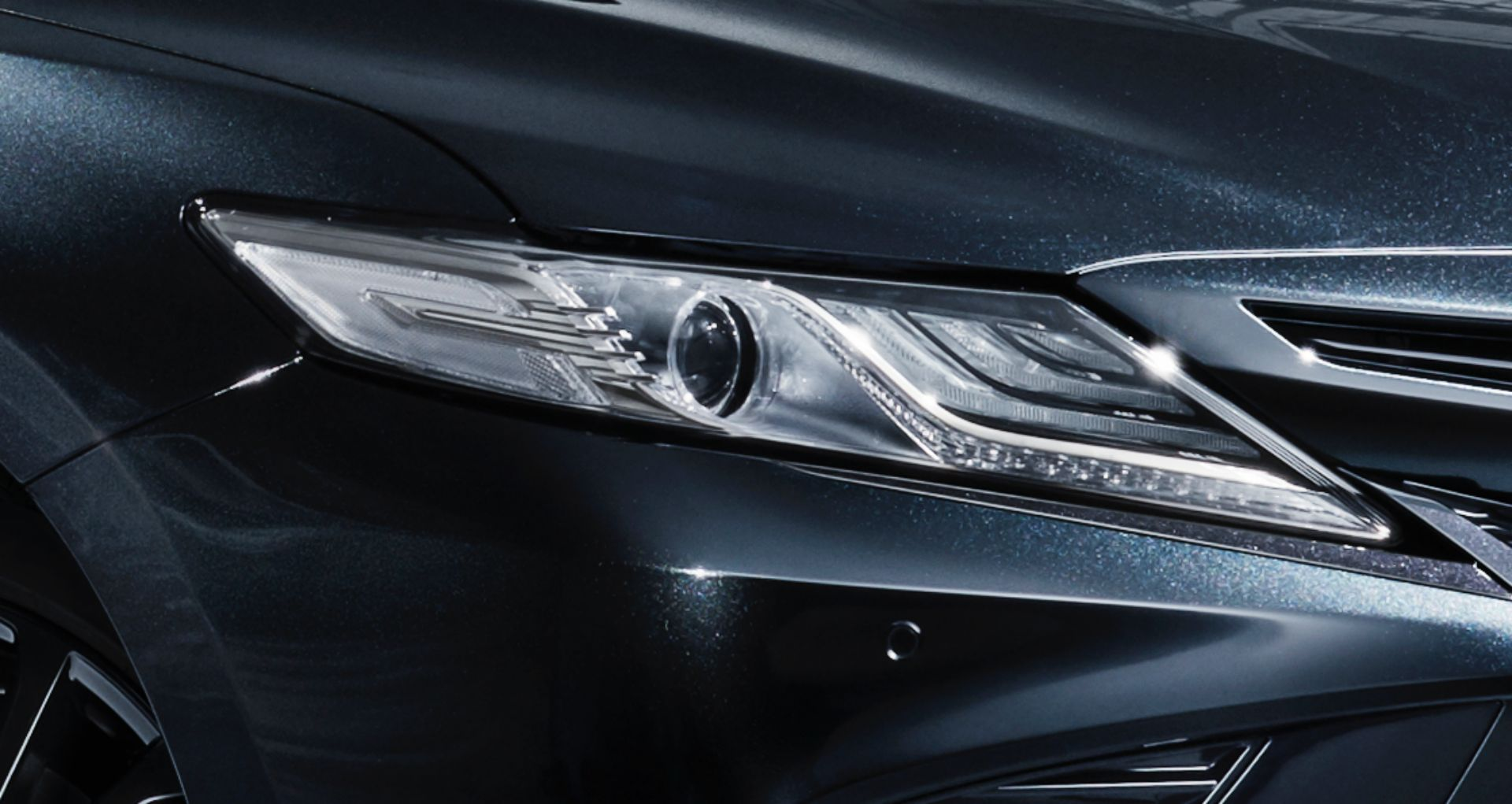 2020 Toyota Camry Black Edition JDM spec 6