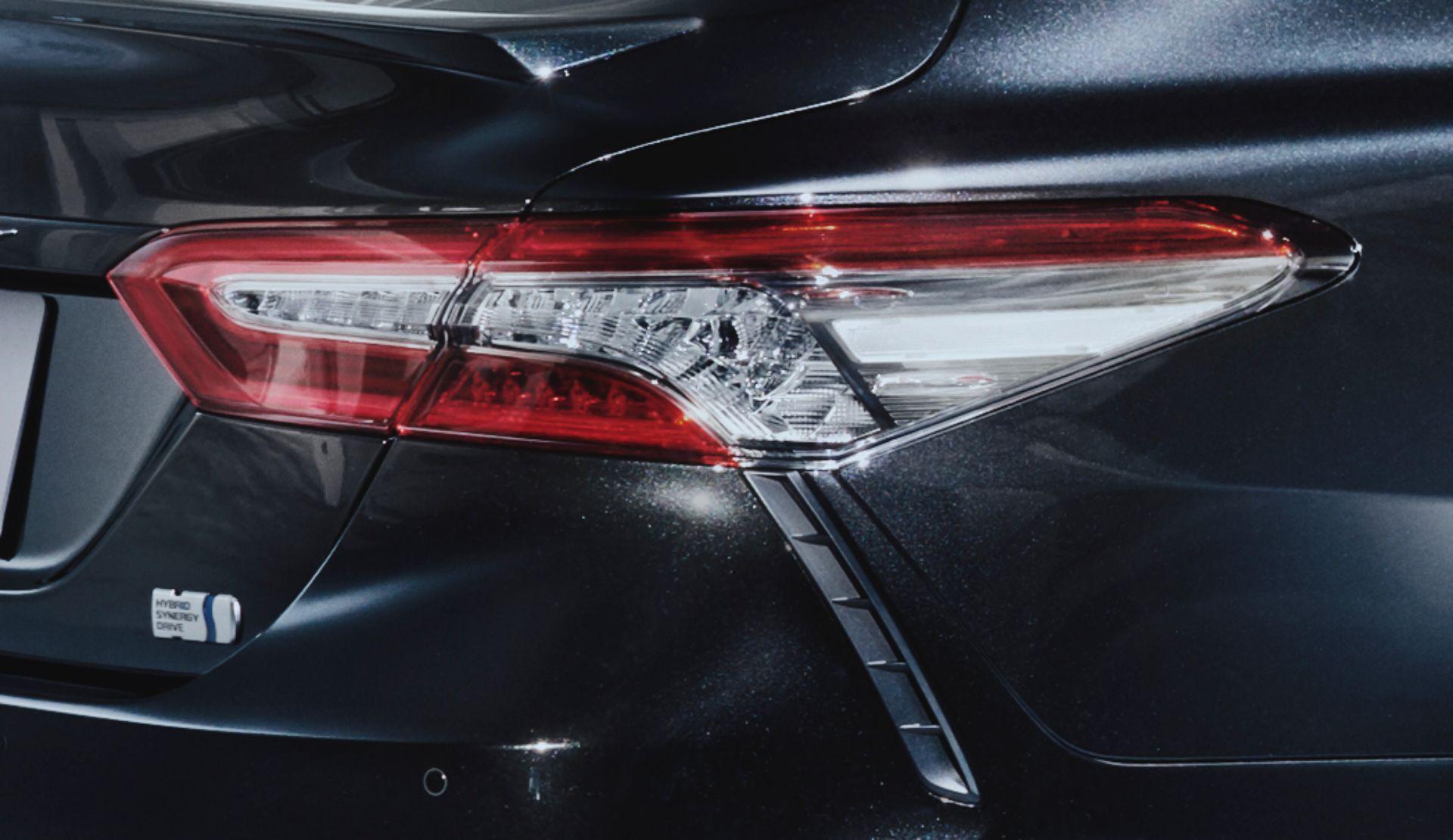 2020 Toyota Camry Black Edition JDM spec 7