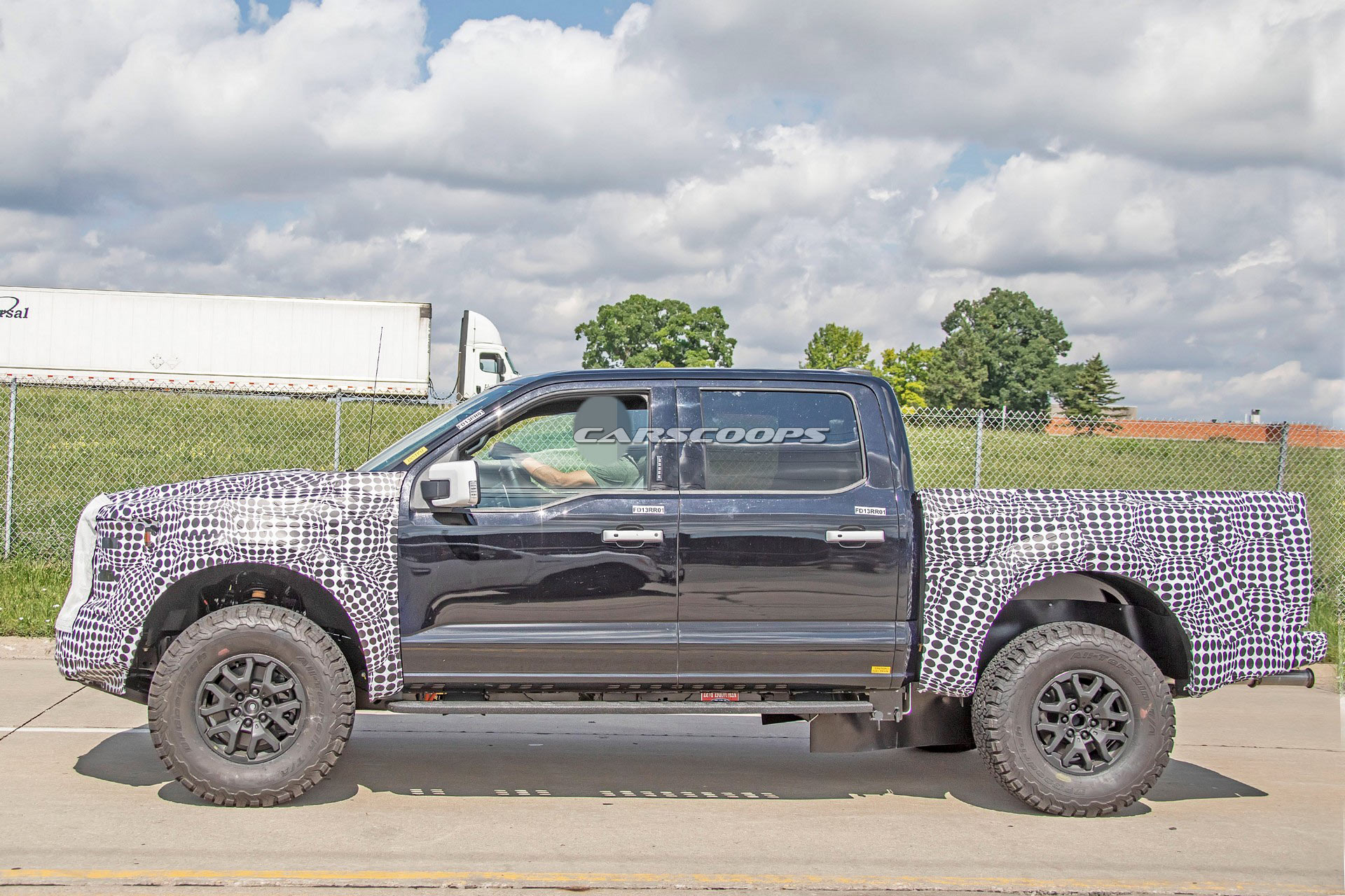 2021 Ford F 150 Raptor 4