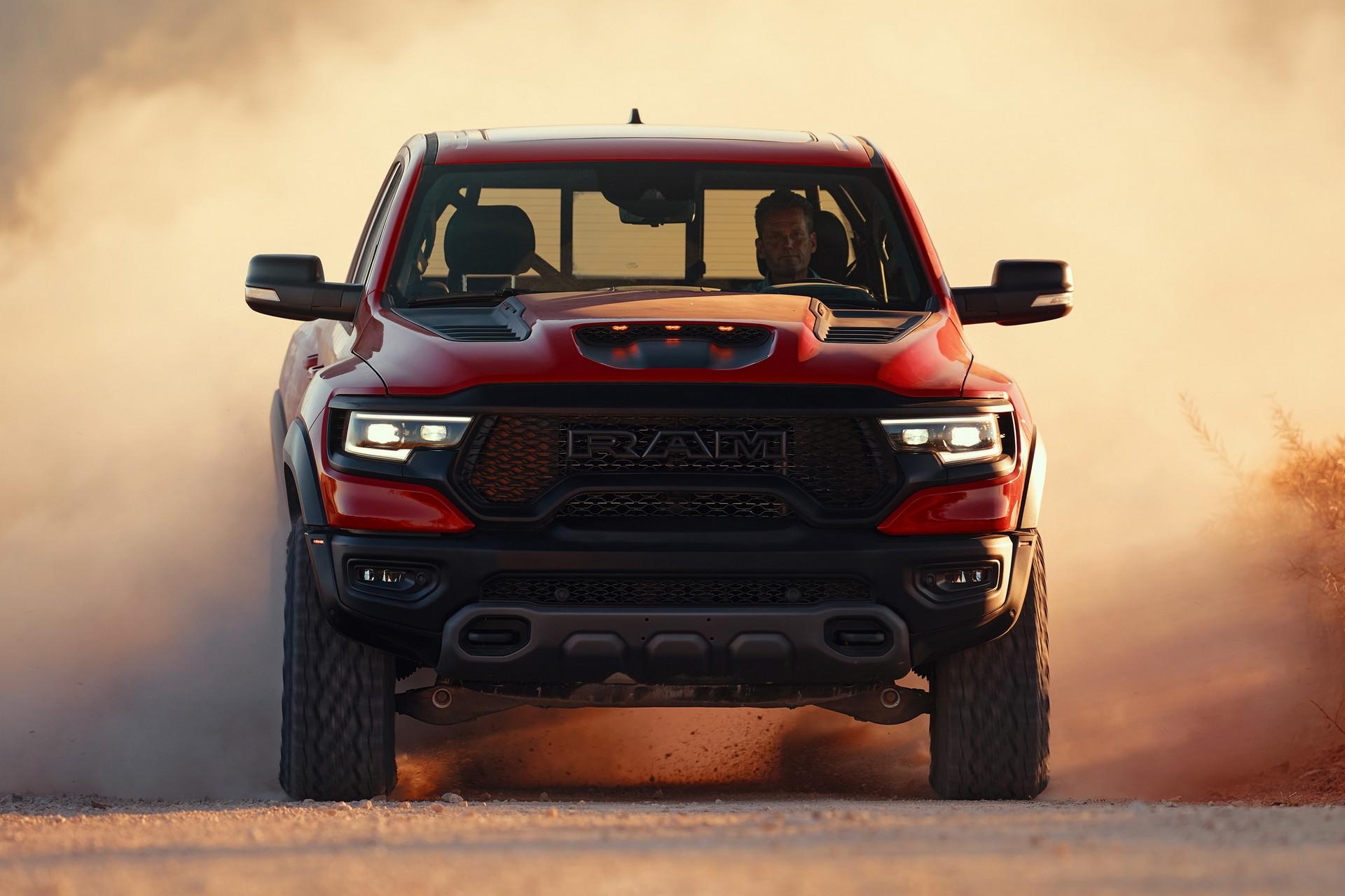2021 Ram 1500 TRX 29
