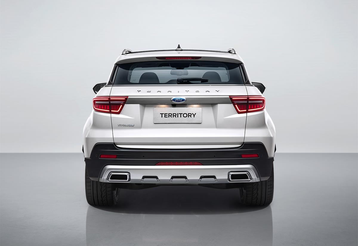 Ford Territory 3