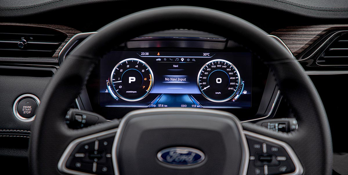 Ford Territory 6