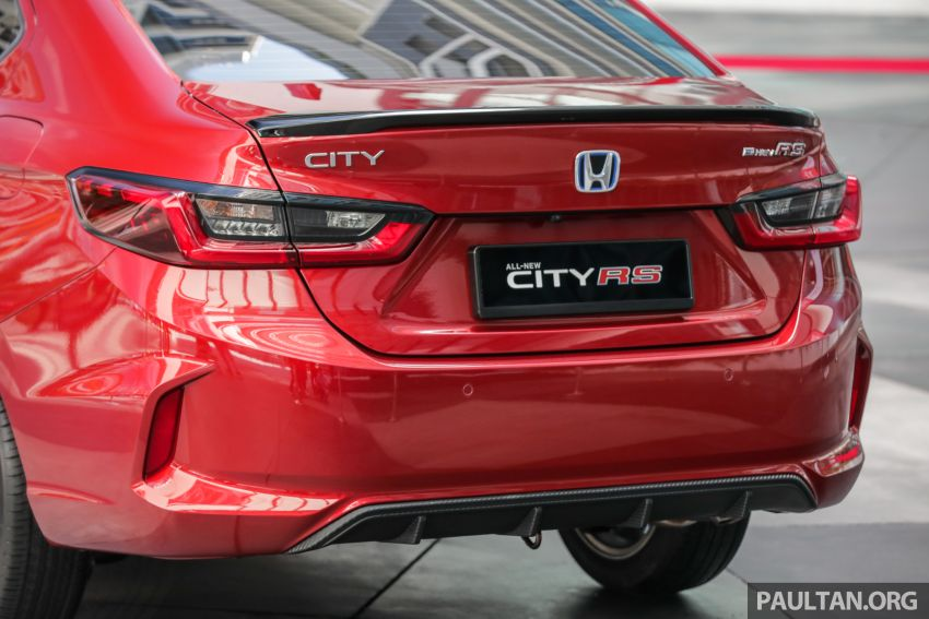 HONDA CITY RS 1