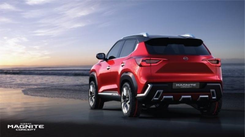 Nissan Magnite Concept 3