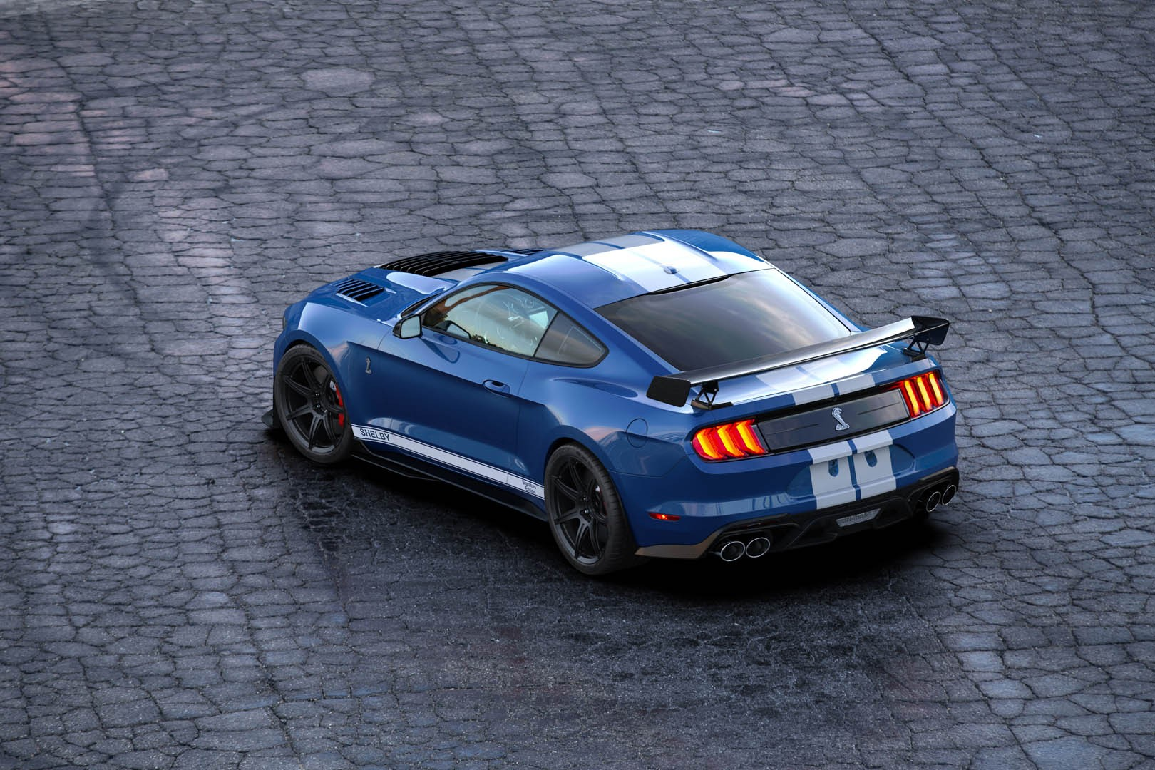 Shelby GT500 Signature Edition 2