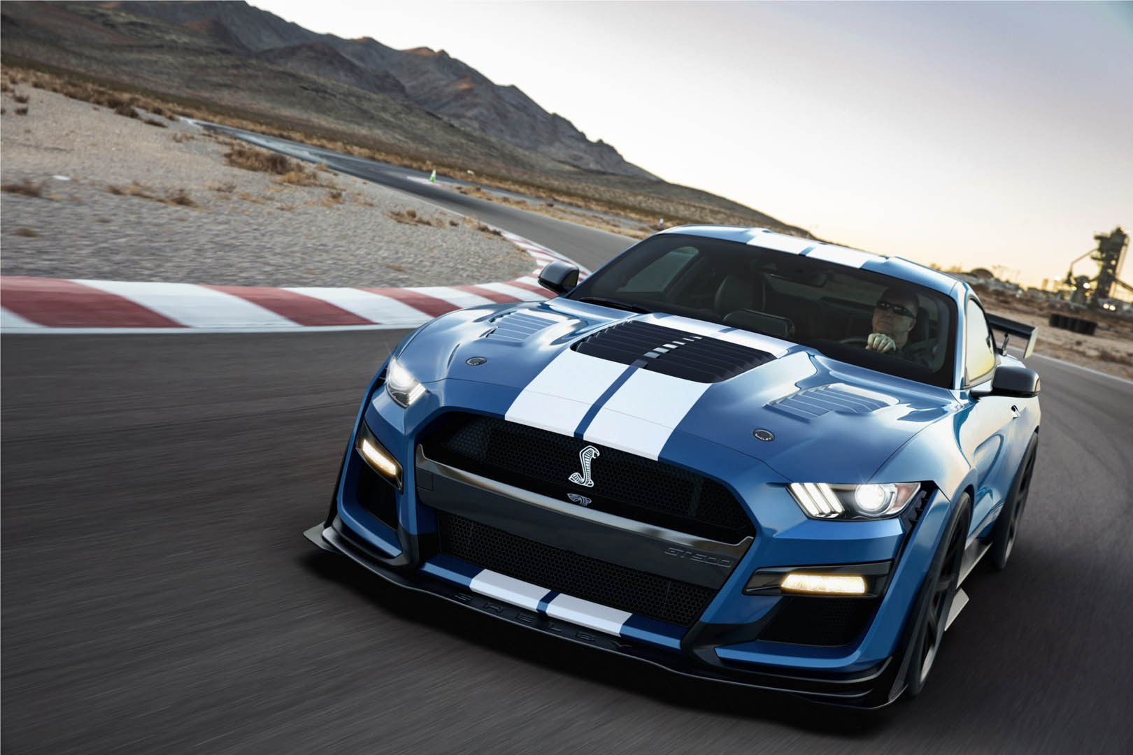 Shelby GT500 Signature Edition 5